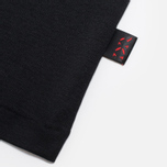 Мужская футболка Derek Rose Lewis Crew Neck Black фото- 2