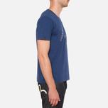 Evisu Genes Teagull T-Shirt Navy photo- 1