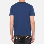 Evisu Genes Teagull T-Shirt Navy photo- 3