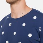Evisu Genes Tesudot Bubble Print T-Shirt Navy photo- 5