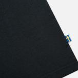Мужская футболка Fjallraven Logo Dark Navy фото- 3
