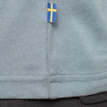 Fjallraven Logo T-Shirt Steel Blue photo- 6