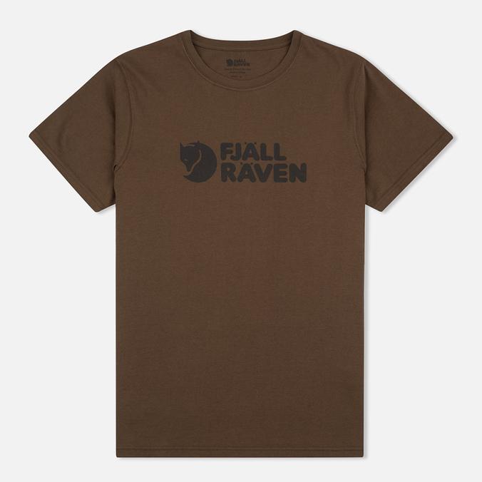 Мужская футболка Fjallraven Logo Tarmac