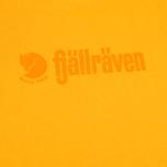 Мужская футболка Fjallraven Retro Campfire Yellow фото- 2