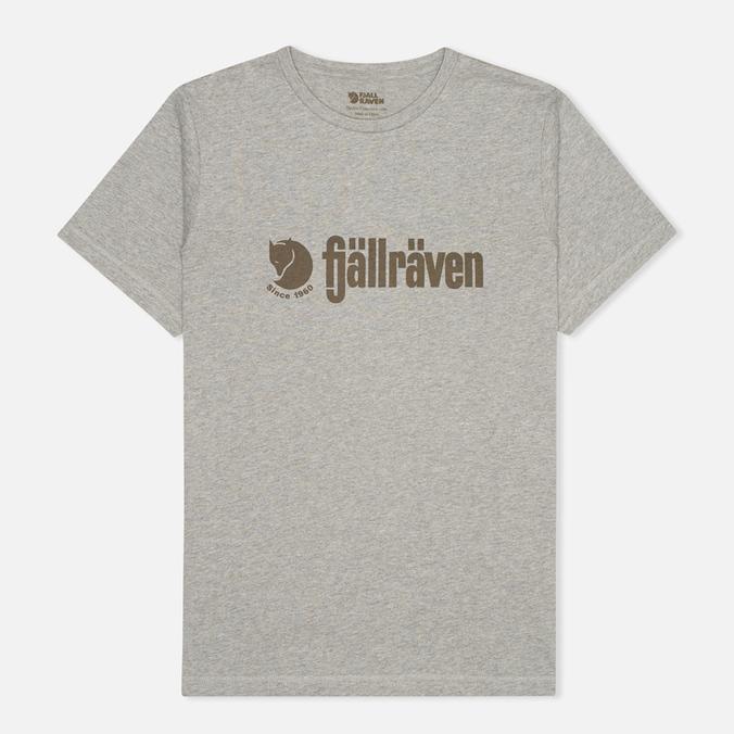 Мужская футболка Fjallraven Retro Grey