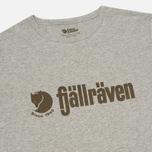 Мужская футболка Fjallraven Retro Grey фото- 1