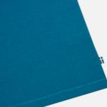 Мужская футболка Fjallraven Retro Lake Blue фото- 3