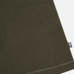 Fjallraven Retro Men's T-shirt Olive photo- 3