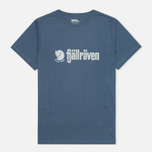 Мужская футболка Fjallraven Retro Uncle Blue фото- 0
