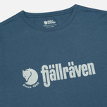 Мужская футболка Fjallraven Retro Uncle Blue фото- 1
