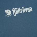 Мужская футболка Fjallraven Retro Uncle Blue фото- 2