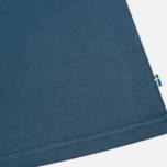 Мужская футболка Fjallraven Retro Uncle Blue фото- 3