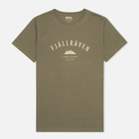 Мужская футболка Fjallraven Trekking Equipment Tarmac фото- 0