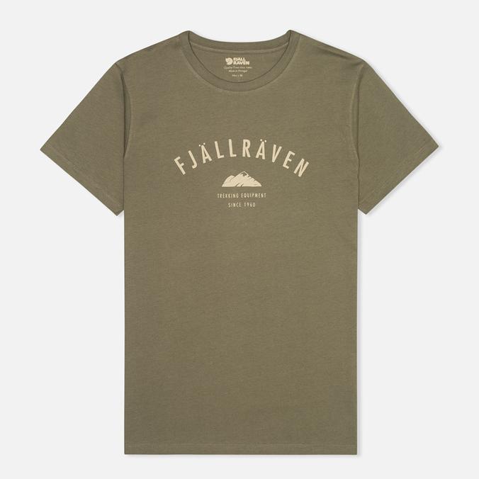 Мужская футболка Fjallraven Trekking Equipment Tarmac