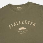 Мужская футболка Fjallraven Trekking Equipment Tarmac фото- 1