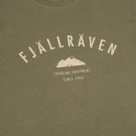 Мужская футболка Fjallraven Trekking Equipment Tarmac фото- 2