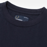 Детская футболка Fred Perry Little Fred Navy фото- 2