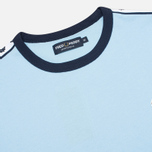 Fred Perry Taped Ringer T-shirt Glacier photo- 1