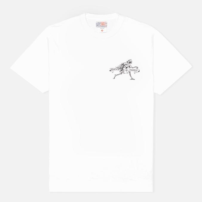 Мужская футболка Garbstore Death Ramble White