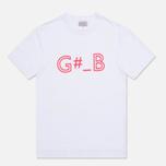 Мужская футболка Garbstore Garb White фото- 0