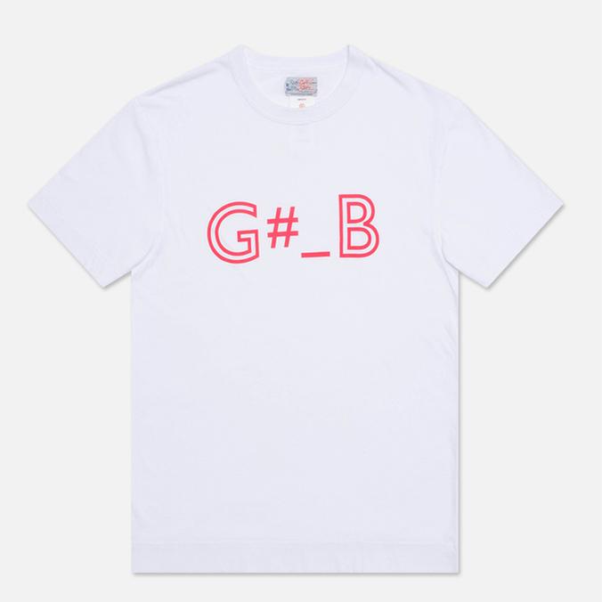 Мужская футболка Garbstore Garb White