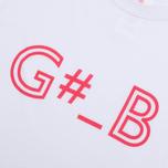 Мужская футболка Garbstore Garb White фото- 2