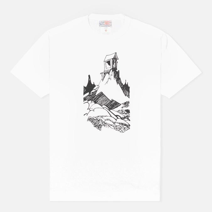 Мужская футболка Garbstore Hut White
