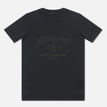 Мужская футболка Grunge John Orchestra. Explosion 6F9/1A Black фото- 0