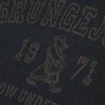 Мужская футболка Grunge John Orchestra. Explosion 6F9/1A Black фото- 2