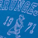 Мужская футболка Grunge John Orchestra. Explosion 6F9/1A Blue фото- 2