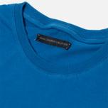 Мужская футболка Grunge John Orchestra. Explosion 6F9/1A Blue фото- 1