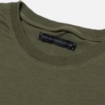 Мужская футболка Grunge John Orchestra. Explosion 6F9A Khaki фото- 1