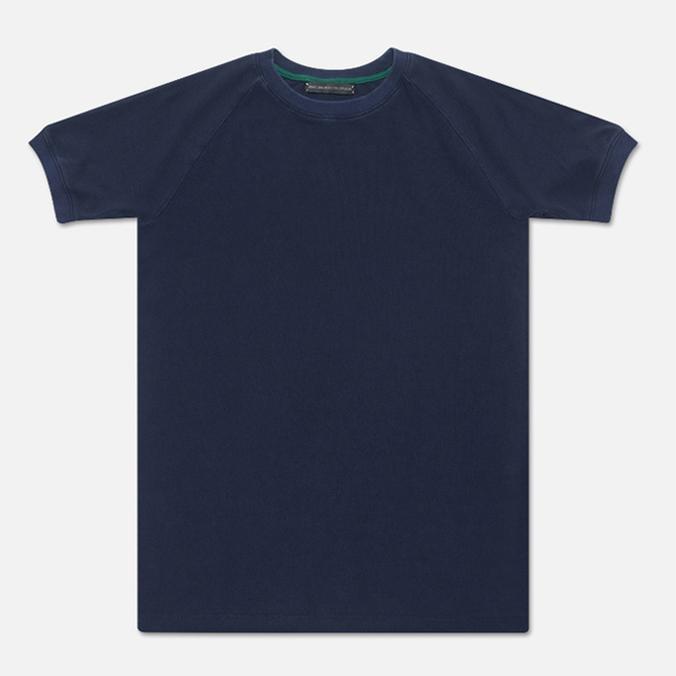 Мужская футболка Grunge John Orchestra. Explosion 6T20B Dark Navy