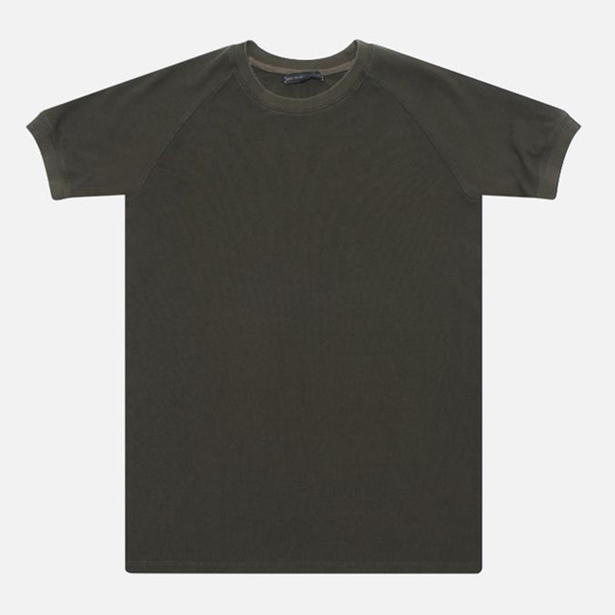 Мужская футболка Grunge John Orchestra. Explosion 6T20B Khaki