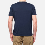 Мужская футболка Henri Lloyd Ackley Regular Navy фото- 4