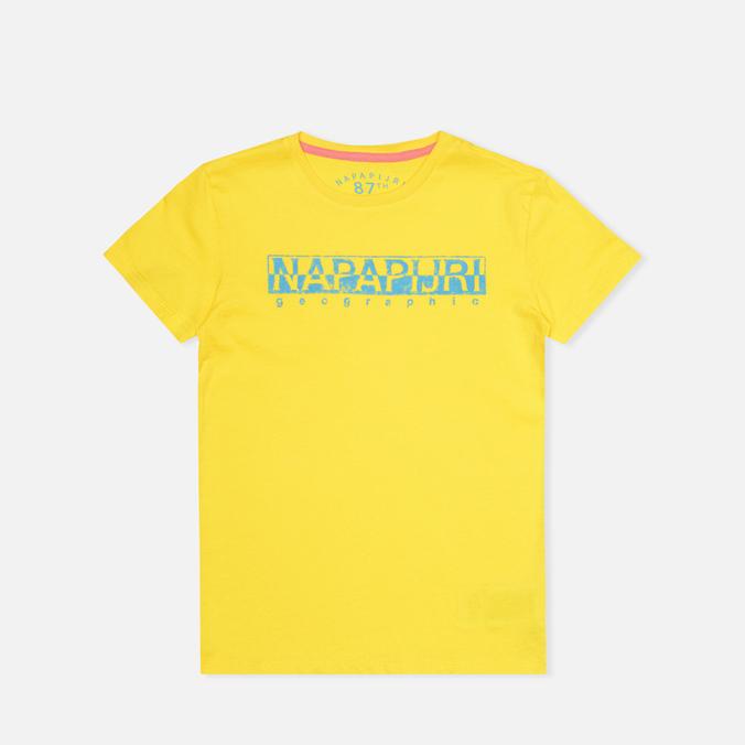 Детская футболка Napapijri Sapriol Maize