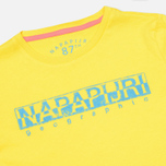 Детская футболка Napapijri Sapriol Maize фото- 1