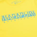 Детская футболка Napapijri Sapriol Maize фото- 2