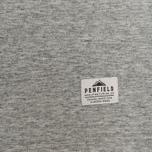 Penfield Evanston Children's T-shirt Grey Melange photo- 3