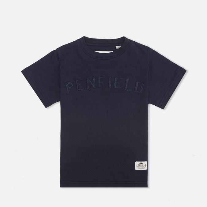 Детская футболка Penfield Evanston Navy