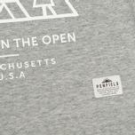 Penfield Teepee T-shirt Grey Melange photo- 3