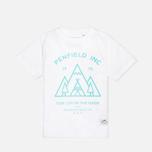 Penfield Teepee T-shirt White photo- 0