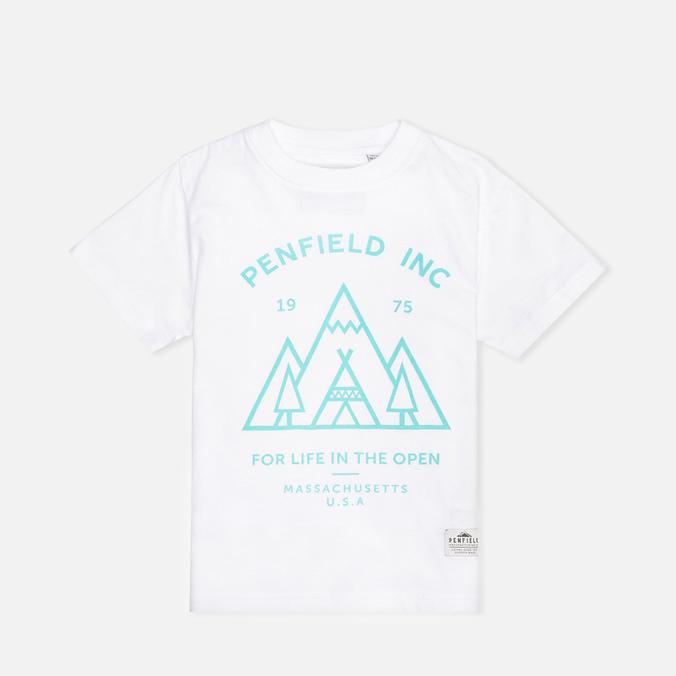 Penfield Teepee T-shirt White
