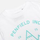 Penfield Teepee T-shirt White photo- 1