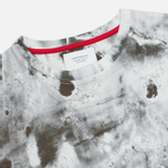 Мужская футболка Kommon Universe Crater Aqua/Marble фото- 1