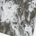 Мужская футболка Kommon Universe Crater Aqua/Marble фото- 2