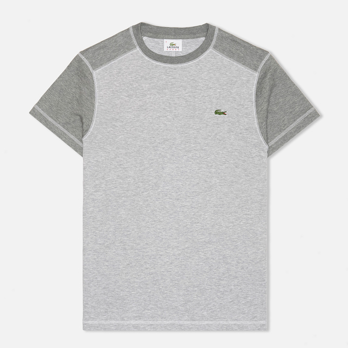 Мужская футболка Lacoste Contrasting Chine/Stone