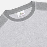 Мужская футболка Lacoste Contrasting Chine/Stone фото- 1