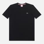 Мужская футболка Lacoste Live Classic Black фото- 0