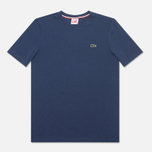 Lacoste Live Classic T-shirt Navy photo- 0